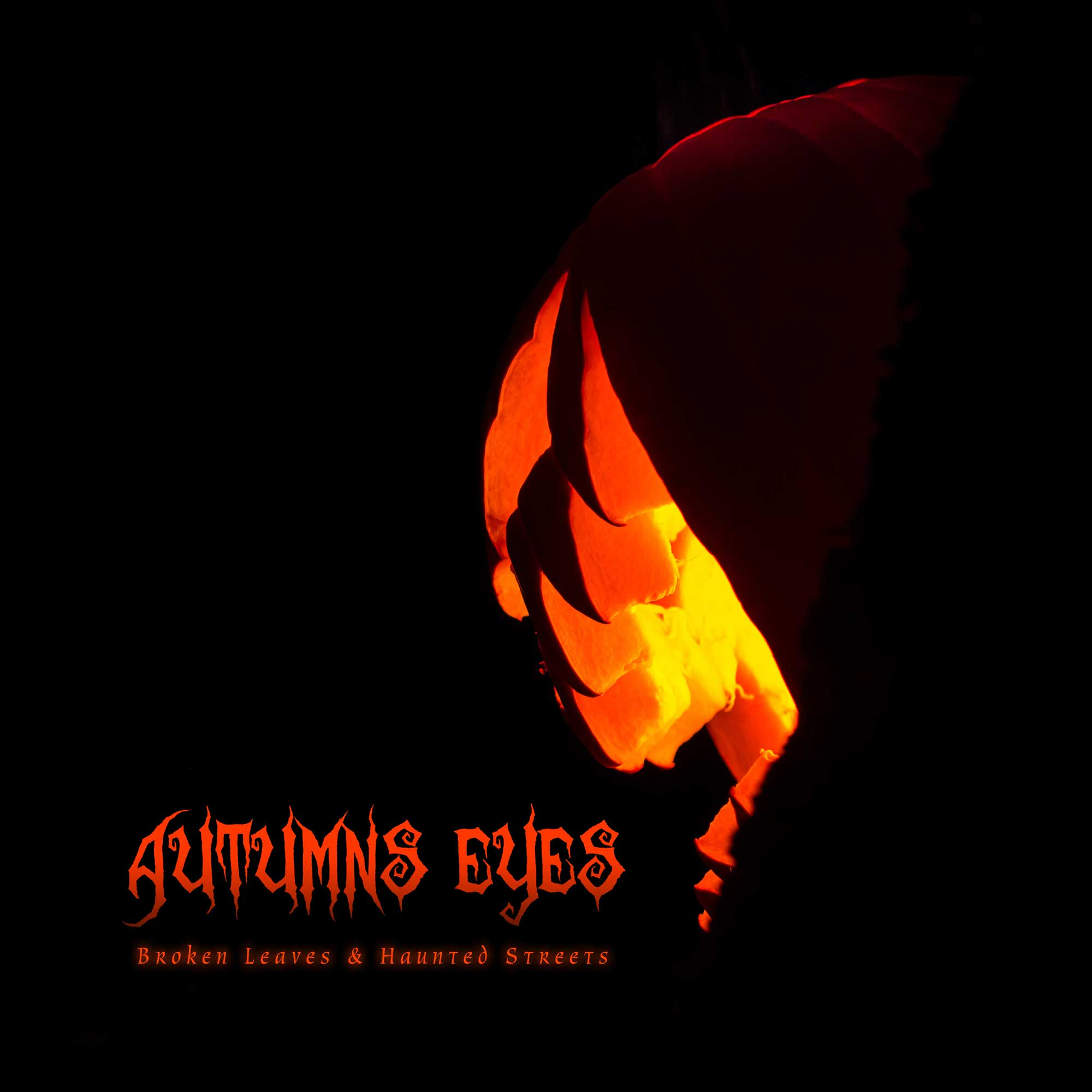 Autumns Eyes - Broken Leaves and Haunted Streets