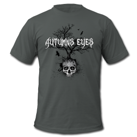 Guys - Skull Tree - Shirt | $20