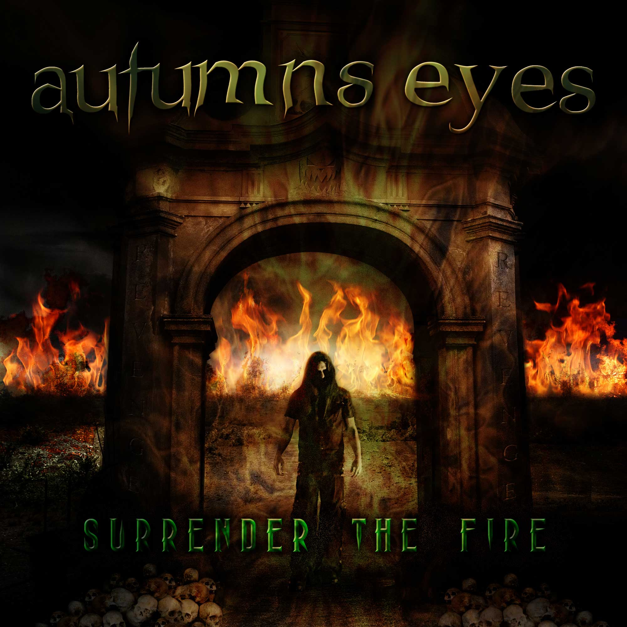 Autumns Eyes - Surrender the Fire